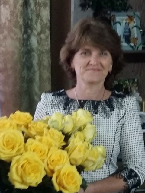 Марина, Россия, Красный Холм, 51 год