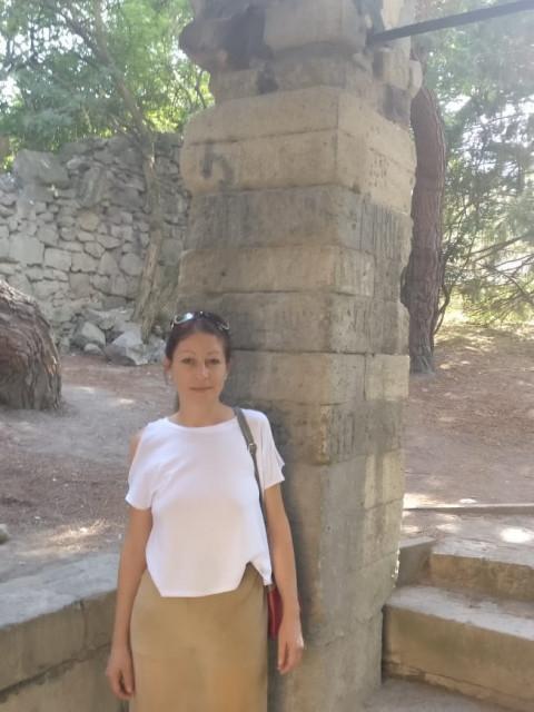 Алена, Россия, Темрюк, 43 года