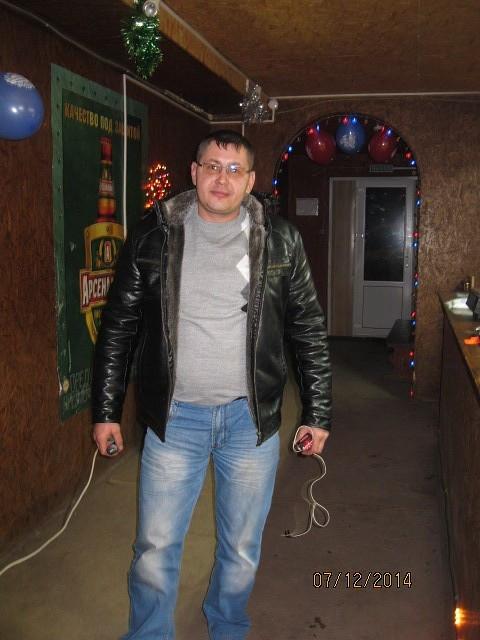 Александр, Россия, Юрьев-Польский, 39 лет
