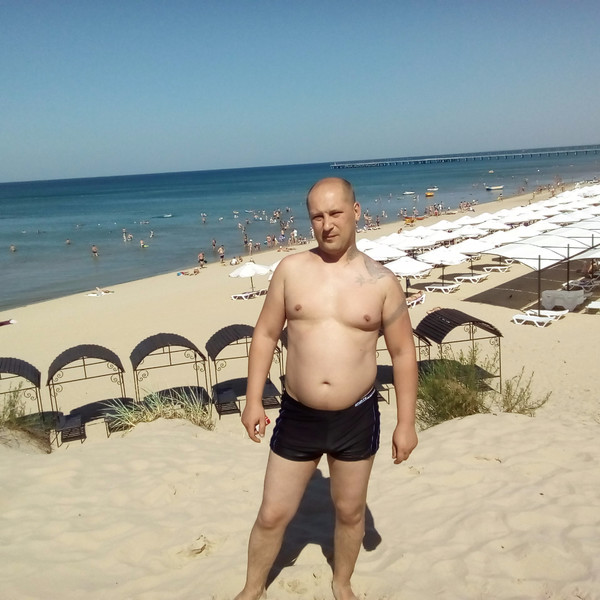 Владимер Диденко, Россия, Белгород, 40 лет