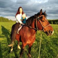 Александра, Россия, Камешково, 29 лет