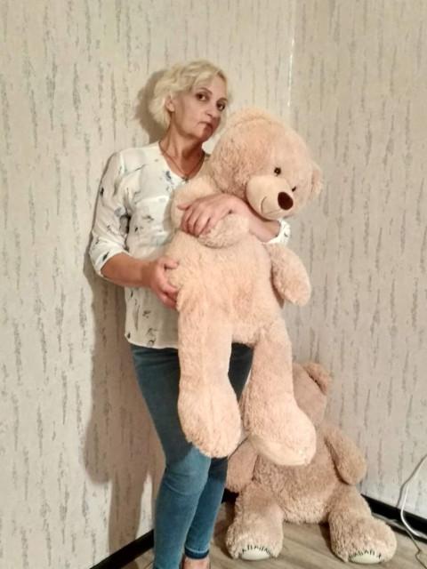 елена, Россия, Переславль-Залесский, 54 года