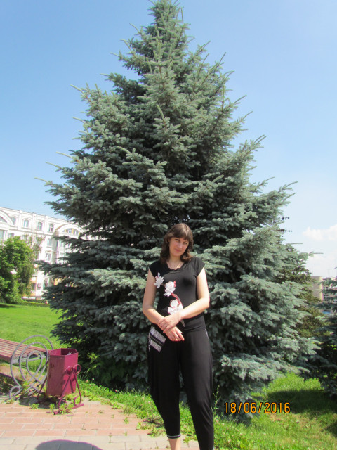 Леся, Россия, Липецк, 35 лет