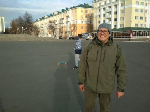 Павел Сарычев, Россия, Красногорск, 43 года