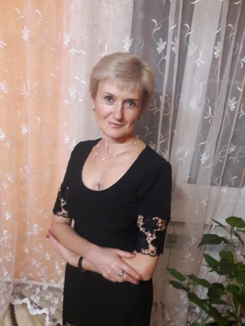 Татьяна, Россия, Воронеж, 53 года