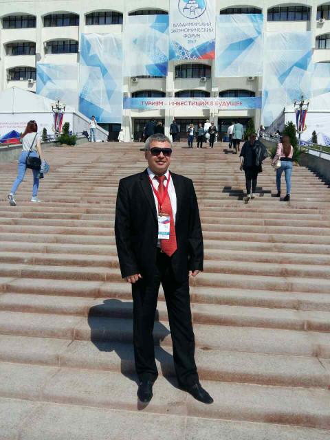 Сергей, Россия, Владимир, 46 лет