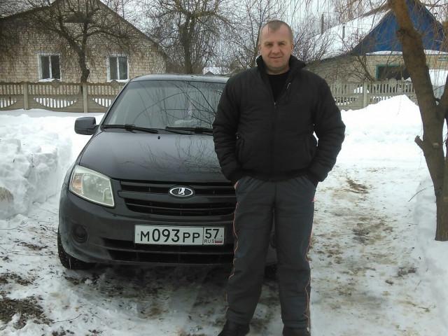 Андрей, Россия, Орёл, 40 лет