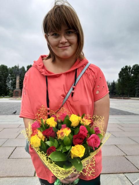 Екатерина, Россия, Москва, 23 года