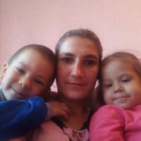 Наташа Шершикова, Россия, Большие Кайбицы, 28 лет