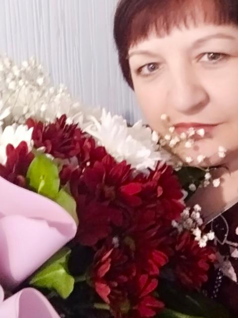 Анна, Россия, Павловск, 48 лет