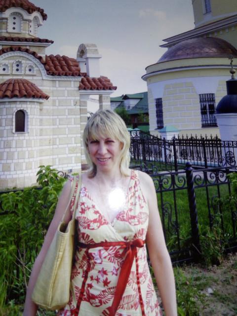 Вера, Россия, Пушкино, 44 года