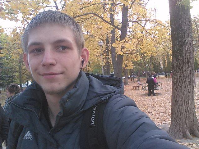 Александр, Россия, Курчатов, 24 года