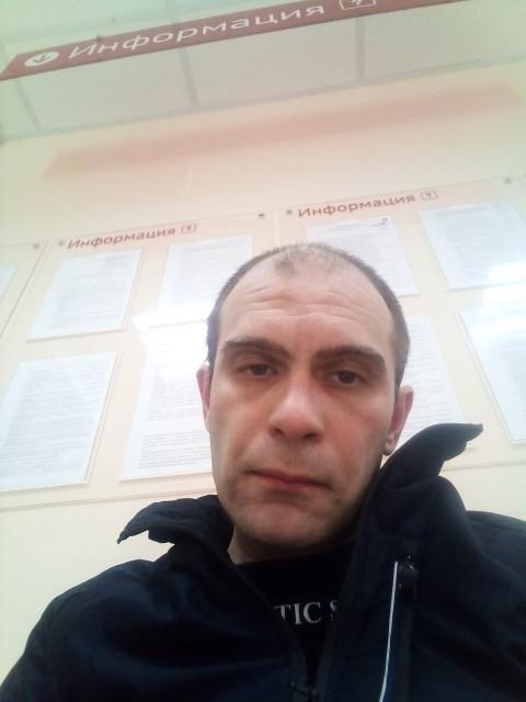Misha Mishin, Россия, Электросталь, 38 лет