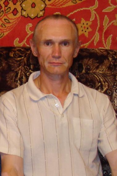 Сергей, Россия, Пушкино, 60 лет