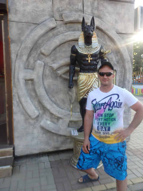 Олег, Россия, Ногинск, 42 года