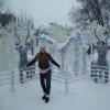 Алина, Россия, Москва, 26 лет. Хочу найти Образованного, уверенного в себе, веселого, спортивного( ведущий здоровый образ жизни)