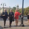 2018г.Центр Москвы. Даже летом мало красок