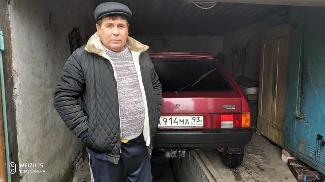 Валерий Фроленко, Россия, Кропоткин, 54 года