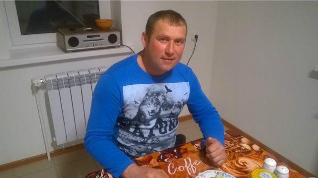 Алексей Горбенко, Волгоград, 39 лет