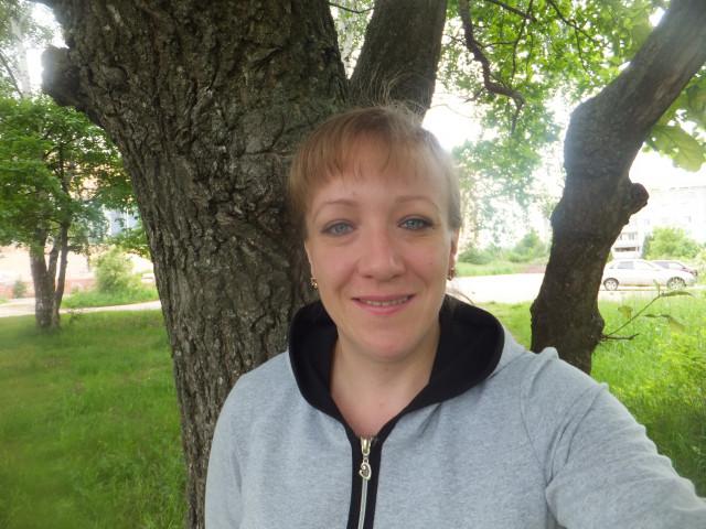 Дарья, Россия, Рязань, 37 лет