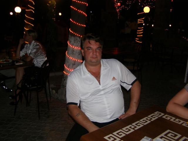 Сергей, Украина, Днепропетровск, 43 года