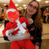 Елена, Россия, Москва, 31 год, 1 ребенок. Хочу найти Ищу мужчину, с которым смогу почувствовать себя настоящей женщиной, с которым будет не страшно жить