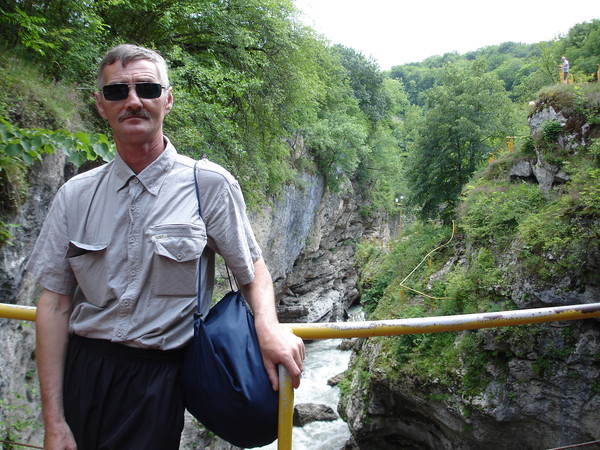 Гена Усов, Россия, Армавир, 54 года