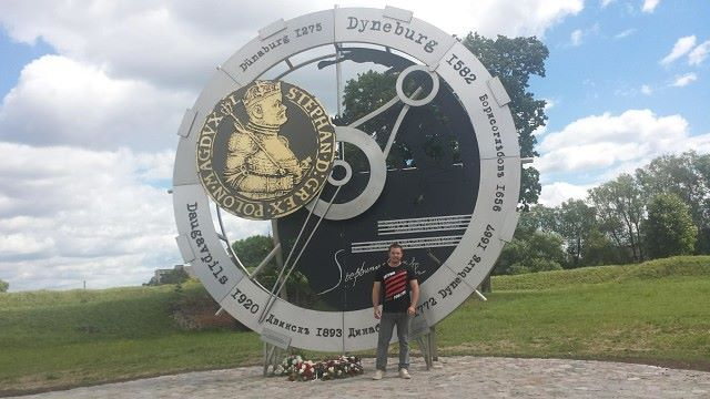 Мартиньш Мартиньш, Латвия, Валмиера, 29 лет