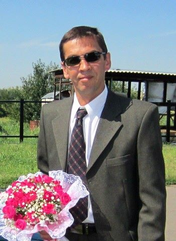 Евгений Петров, Россия, Белгород, 41 год