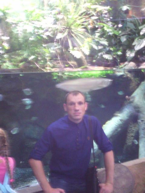 Антон, Россия, Можайск, 39 лет