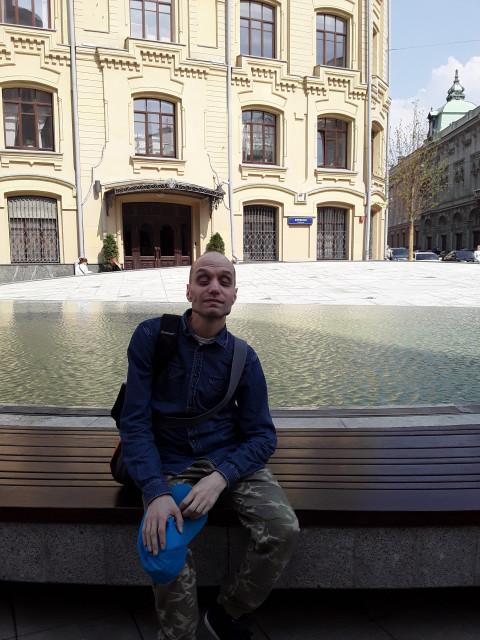 Христофор, Россия, Пушкино, 38 лет
