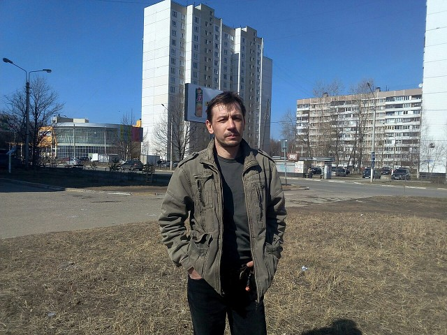 Aндрей А, Россия, Чехов, 44 года