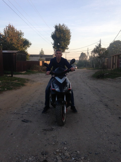 Влад, Россия, Александров, 39 лет