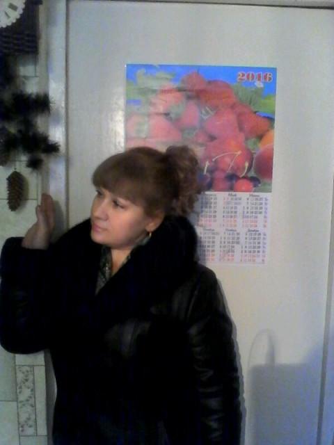 Ольга, Россия, Елец, 54 года
