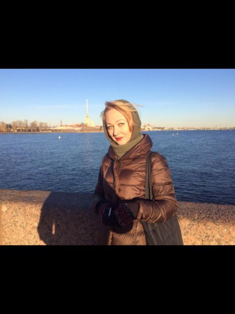 Александра, Россия, Орехово-Зуево, 35 лет