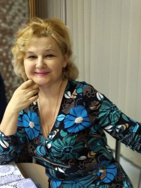 Мила, Россия, Москва, 58 лет