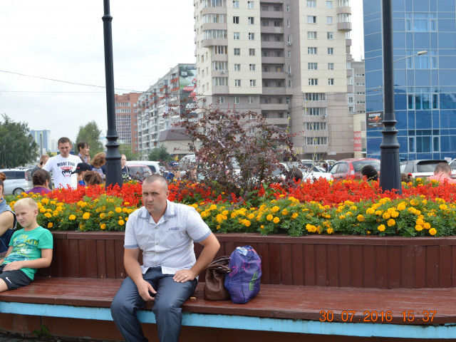 Сергей, Россия, Дмитров, 33 года