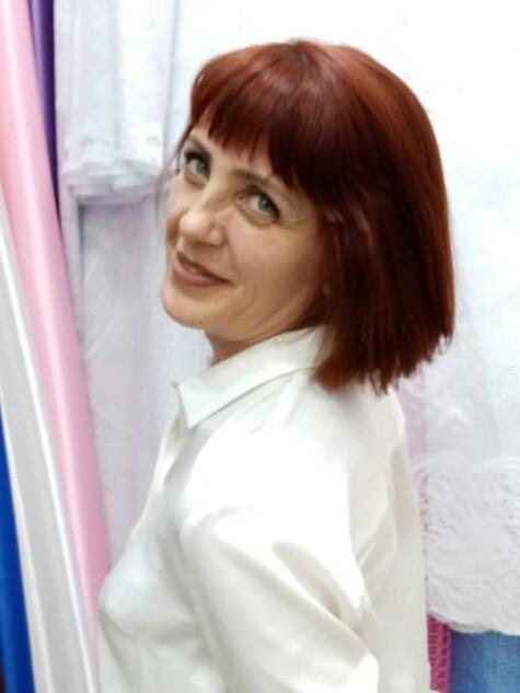 Елена, Россия, Курск, 45 лет