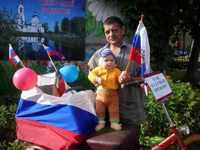олег, Россия, Гаврилов Посад, 51 год