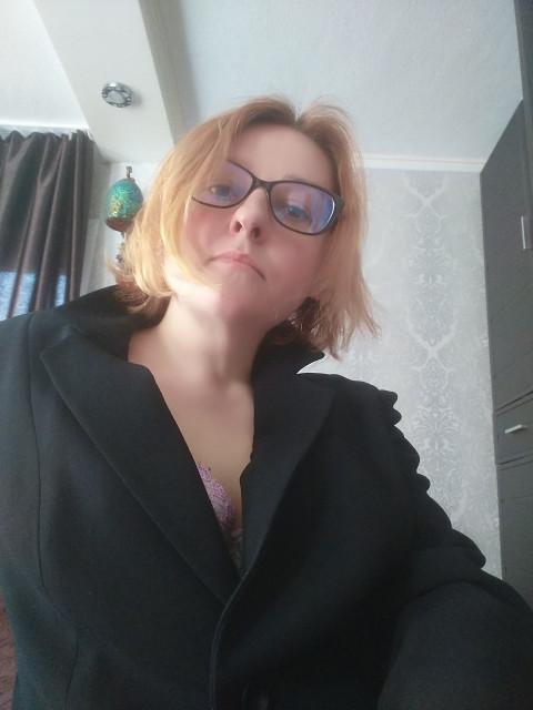 Вика, Россия, Москва, 34 года
