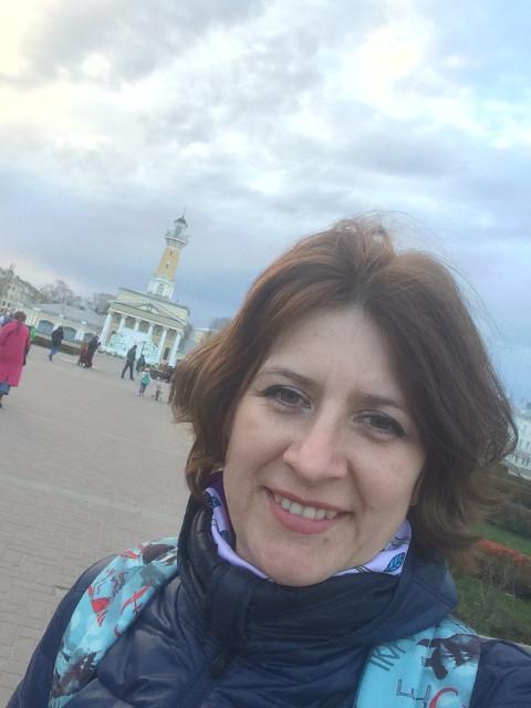 Зинаида, Россия, Владимир, 40 лет