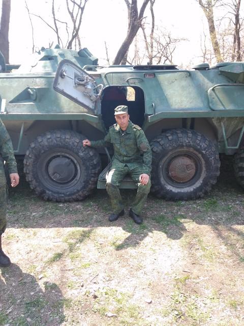 Артём, Россия, Красногорск, 34 года