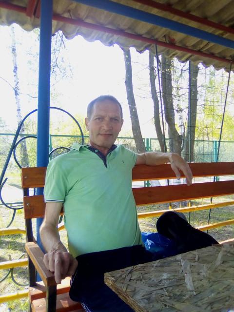 Николай, Россия, Электрогорск, 56 лет
