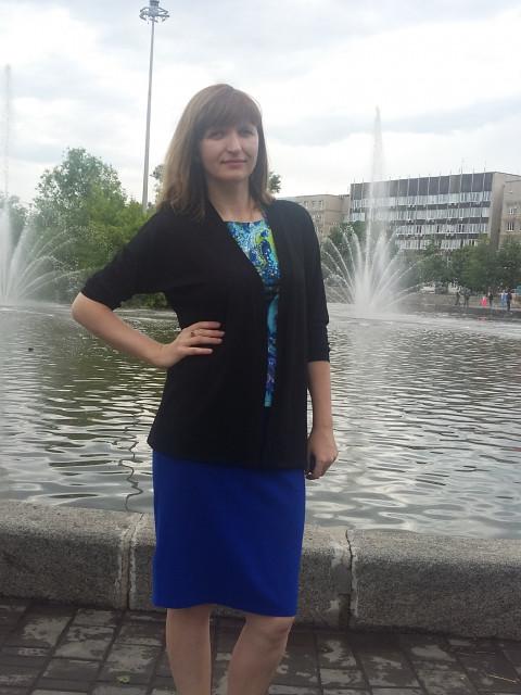 Вероника, Россия, Липецк, 32 года