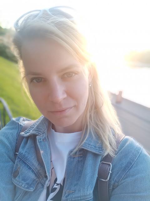 Анюта, Россия, Москва, 33 года