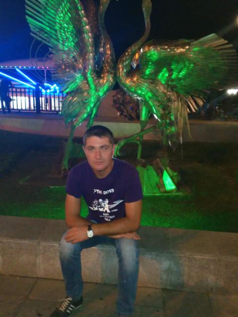 Денис, Россия, КРАСНОДАРСКИЙ КРАЙ, 34 года