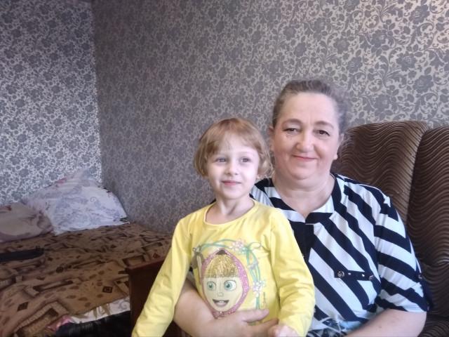 Вера, Россия, Воронеж, 54 года