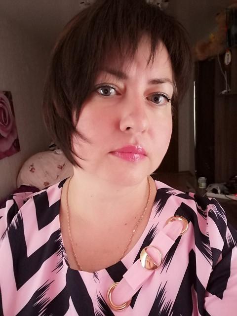 Людмила, Россия, Наро-Фоминск, 44 года