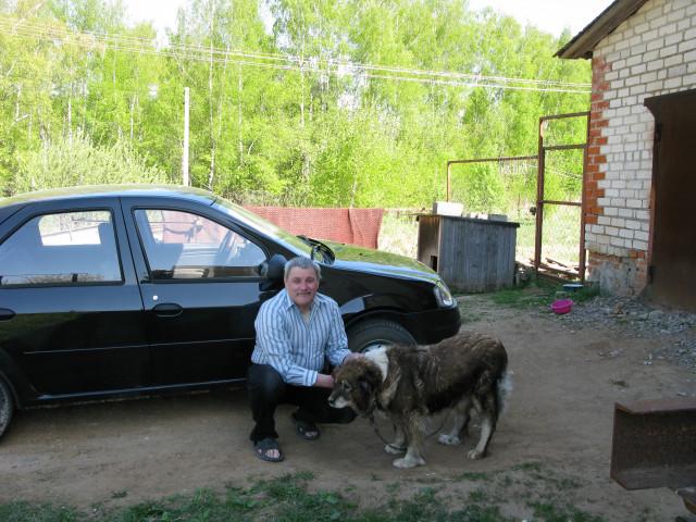 Андрей, Россия, Малоярославец, 61 год