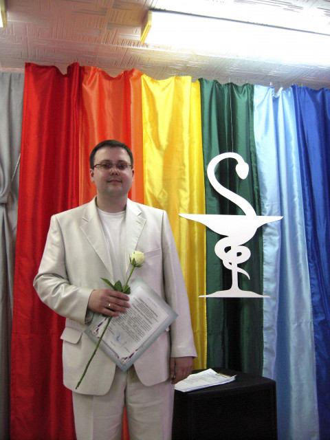 Олег Супрун, Россия, Омск, 35 лет